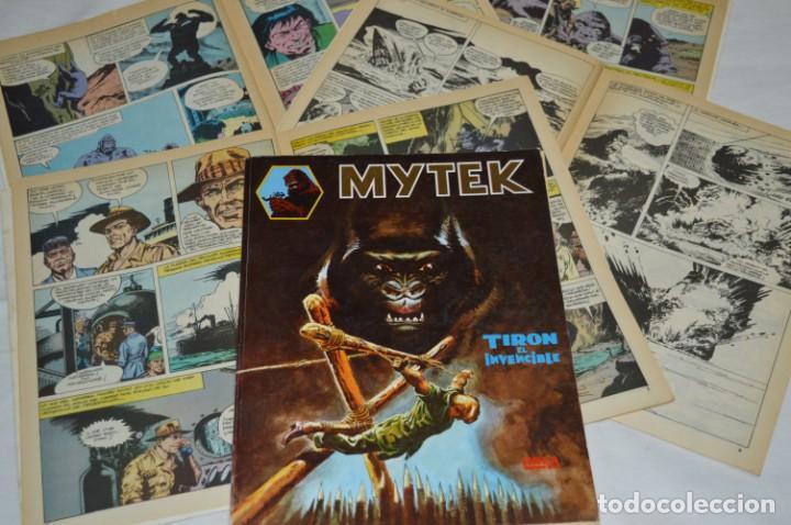 Cómics: MYTEK - Núm. 01, 02, 04 y 5 / Más tomo retapado 1, 2 , 3, 4 y 5 - VERTICE - MUNDI COMICS ¡Mira! - Foto 15 - 250242415