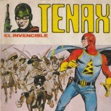 Cómics: TENAX EL INVENCIBLE, EDITORIAL VERTICE, VOL.1 - Nº.4, EL SEÑOR DEL TRUENO. Lote 250243935