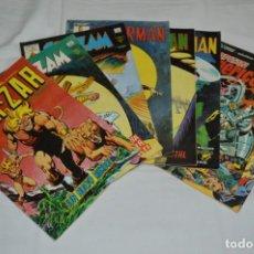 Cómics: VERTICE - MUNDI COMICS / LOTE VARIADO SHAZAM, FLIERMAN, CAPITÁN AMERICA, Y OTROS ¡MIRA!. Lote 250246075