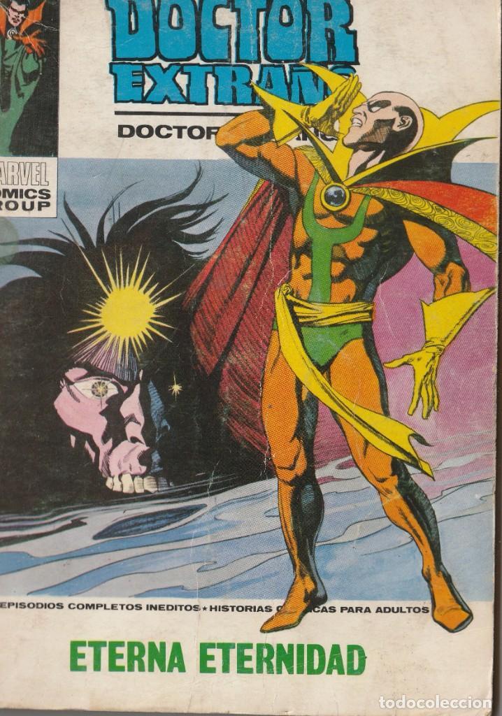 DOCTOR EXTRAÑO 13 ETERNA ETERNIDAD VERTICE (Tebeos y Comics - Vértice - Otros)