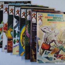 Cómics: LOTE 8 COMICS - RELATOS SALVAJES ARTES MARCIALES Y KUNG FU - MUNDI COMICS - AÑOS 70 ...L3708. Lote 250289975