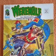 Cómics: WEREWOLF 18 VERTICE VOL II HOMBRE LOBO. Lote 251008935