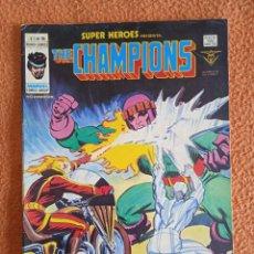 Cómics: SUPER HEROES V2 NUMERO 96 PRESENTA THE CHAMPIONS. Lote 251016140