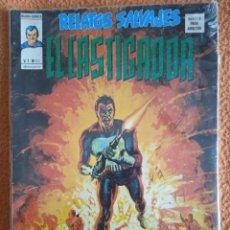 Cómics: VÉRTICE VOL. 1 RELATOS SALVAJES Nº 33 EL CASTIGADOR THE PUNISHER. 1976. 50 PTS. DIFÍCIL.. Lote 251018565