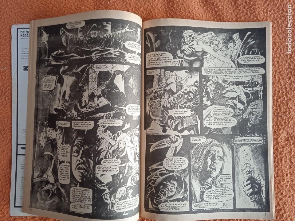 Cómics: VÉRTICE VOL. 1 RELATOS SALVAJES Nº 44 SATANA. 1977. 50 PTS. MUY DIFÍCIL!!!!!!! - Foto 4 - 251022570