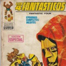 Cómics: LOS 4 FANTASTICOS Nº 9. CONTRA EL DOCTOR MUERTE.VERTICE. Lote 251023770