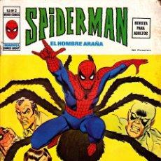 Cómics: COMIC COLECCION SPIDERMAN VOL.2 Nº 2. Lote 251027090
