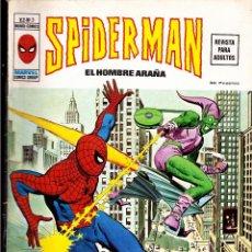 Cómics: COMIC COLECCION SPIDERMAN VOL.2 Nº 3. Lote 251027190