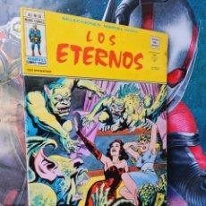 Cómics: MUY BUEN ESTADO SELECCIONES MARVEL LOS ETERNOS 13 COMICS VERTICE. Lote 251172085