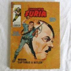 Cómics: COMIC SARGENTO FURIA, MISIÓN CAPTURAR A HITLER, VÉRTICE. Lote 251351330