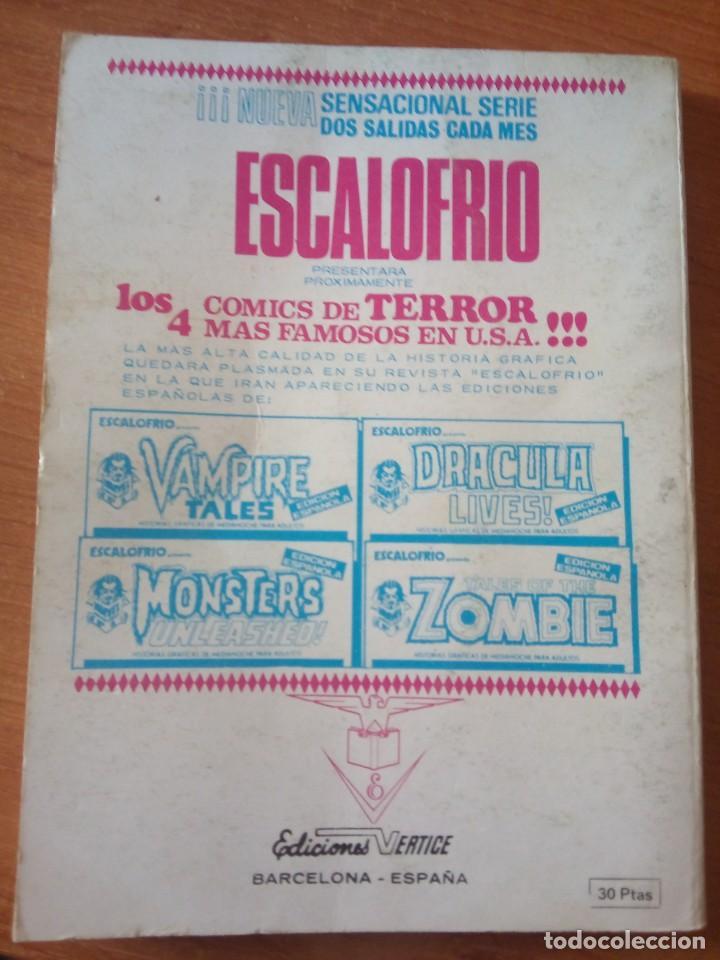 Cómics: SARGENTO FURIA - Nº 23 - VERTICE VOL 1/ SARGENTO FURIA - Foto 2 - 251774635
