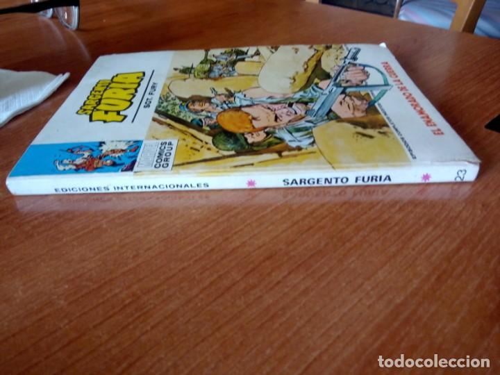 Cómics: SARGENTO FURIA - Nº 23 - VERTICE VOL 1/ SARGENTO FURIA - Foto 3 - 251774635