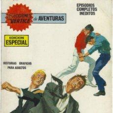 Cómics: SELECCIONES VERTICE NUMERO 13. MUY BUEN ESTADO. EXTREMADAMENTE DIFICIL. Lote 251783395