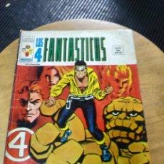 Cómics: LOS 4 FANTÁSTICOS VOL 2 N° 24 (VERTICE). Lote 251806310