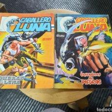 Cómics: CABALLERO LUNA LOTE DE 2N° 7-8 (SURCO). Lote 251824955