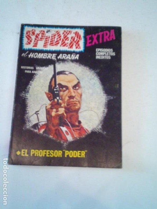 SPIDER EXTRA - EL HOMBRE ARAÑA - VERTICE - VOLUMEN 1 - NUMERO 17 - MUY BUEN ESTADO - GORBAUD -CJ 134 (Tebeos y Comics - Vértice - Fleetway)