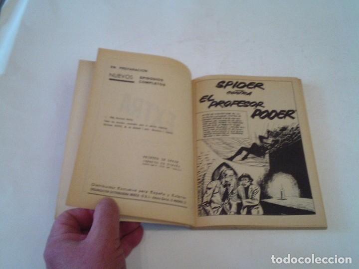 Cómics: SPIDER EXTRA - EL HOMBRE ARAÑA - VERTICE - VOLUMEN 1 - NUMERO 17 - MUY BUEN ESTADO - GORBAUD -cj 134 - Foto 3 - 251953235