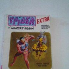 Cómics: SPIDER EXTRA - EL HOMBRE ARAÑA - VERTICE - VOLUMEN 1 - NUMERO 21 - MUY BUEN ESTADO - GORBAUD -CJ 134. Lote 251953375