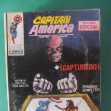 Cómics: CAPITAN AMERICA Nº 2 VERTICE TACO. Lote 251955475