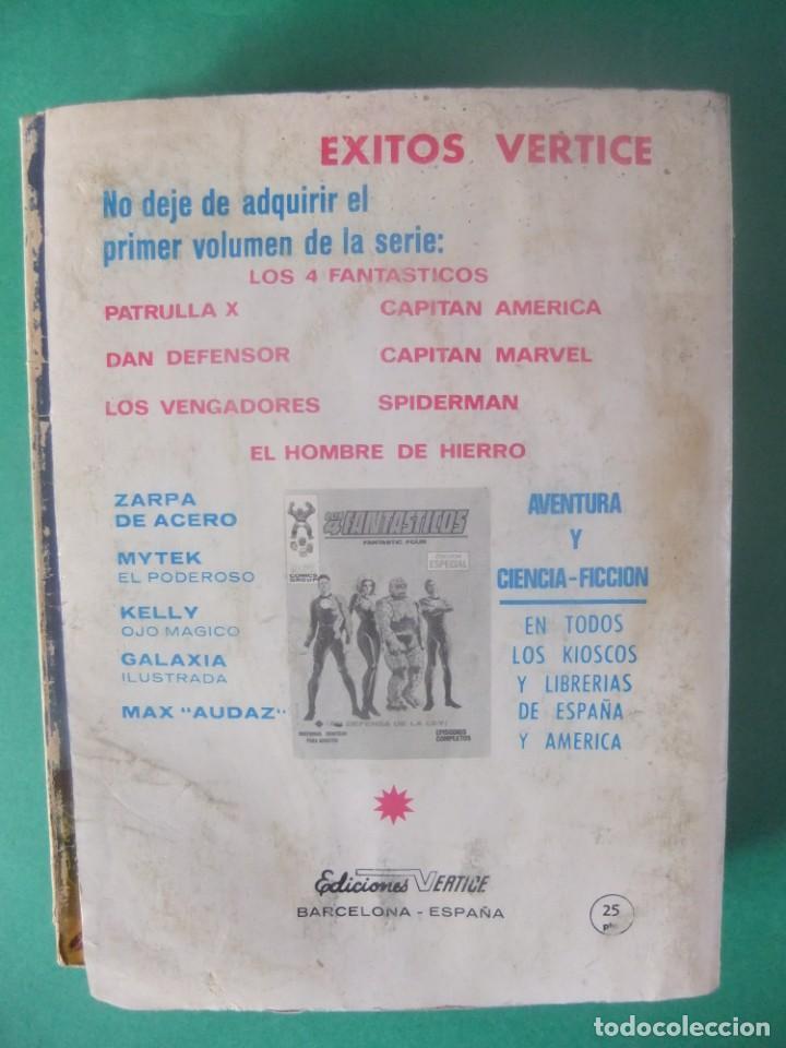 Cómics: CAPITAN AMERICA Nº 2 VERTICE TACO - Foto 2 - 251955475