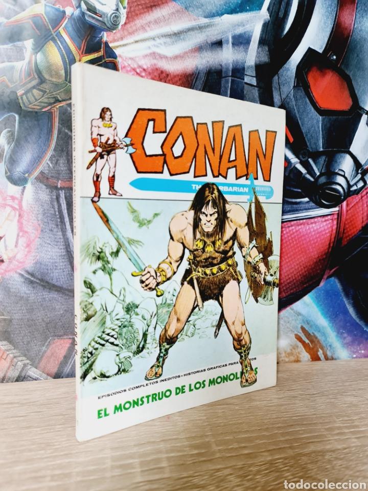 CASI EXCELENTE ESTADO CONAN 11 TACO EDICIONES COMICS VERTICE (Tebeos y Comics - Vértice - Conan)
