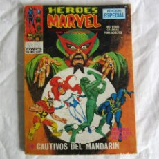 Cómics: COMIC HEROES MARVEL Nº 2 CAUTIVOS DEL MANDARÍN VÉRTICE. Lote 252104000