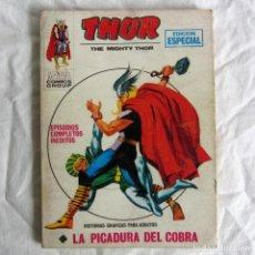 Cómics: COMIC THOR Nº 14 LA PICADURA DEL COBRA VÉRTICE. Lote 252104120