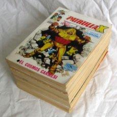 Cómics: 12 NÚMEROS DE LA PATRULLA X, VÉRTICE, VER TITULOS EN FOTOS ADICIONALES. Lote 252104355