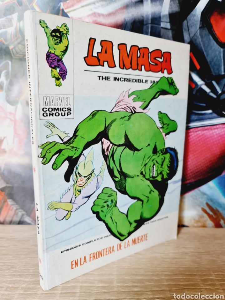 EXCELENTE ESTADO LA MASA 29 TACO EDICIONES COMICS VERTICE (Tebeos y Comics - Vértice - La Masa)