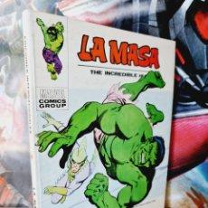 Cómics: EXCELENTE ESTADO LA MASA 29 TACO EDICIONES COMICS VERTICE. Lote 252115885