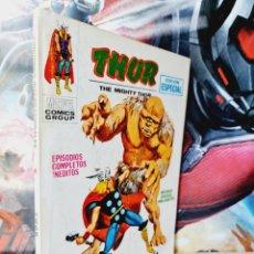 Cómics: CASI EXCELENTE ESTADO THOR 11 TACO EDICIONES COMICS VERTICE. Lote 252121295