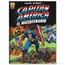 Cómics: CAPITAN AMÉRICA EL BICENTENARIO. Lote 252249485