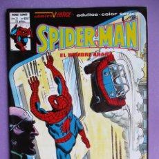 Cómics: SPIDERMAN Nº 63 F VERTICE VOLUMEN 3 ¡¡¡¡¡ EXCELENTE ESTADO !!!!!. Lote 252345240