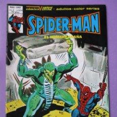 Cómics: SPIDERMAN Nº 63 H VERTICE VOLUMEN 3 ¡¡¡¡¡ EXCELENTE ESTADO !!!!!. Lote 252345610