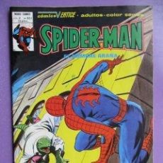 Cómics: SPIDERMAN Nº 63 I VERTICE VOLUMEN 3 ¡¡¡¡¡ MUY BUEN ESTADO !!!!!. Lote 252347985