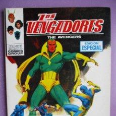 Cómics: LOS VENGADORES Nº 25 VERTICE TACO ¡¡¡¡¡ MUY BUEN ESTADO !!!!!. Lote 252394890