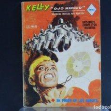 Comics : KELLY OJO MAGICO, NUMERO 15, EDICIONES VERTICE TACO.. Lote 252412140