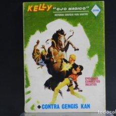 Comics : KELLY OJO MAGICO, NUMERO 16, EDICIONES VERTICE TACO.. Lote 252412185