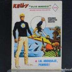 Comics : KELLY OJO MAGICO, NUMERO 18, EDICIONES VERTICE TACO.. Lote 252412255