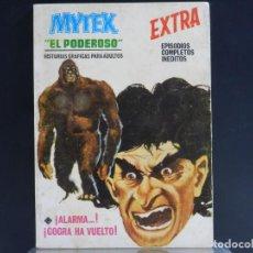 Comics : MYTEK EL PODEROSO, NUMERO 9, EDICIONES VERTICE TACO.. Lote 252412980
