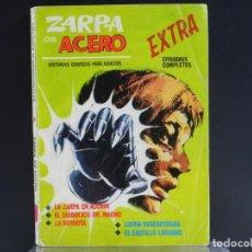 Comics : ZARPA DE ACERO, NUMERO 3, EDICIONES VERTICE TACO.. Lote 252413510