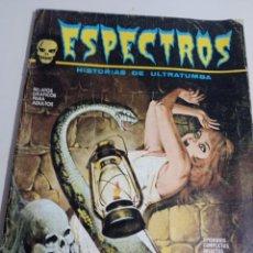 Cómics: ESPECTROS Nº 3 EL HORROR OCULTO. HISTORIAS DE ULTRATUMBA. ED. VERTICE, 1972 REF. GAR 333. Lote 252416095