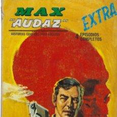 Cómics: MAX AUDAZ NUMERO 1 . FORMATO TACO EXTRA. VERTICE. Lote 252603735