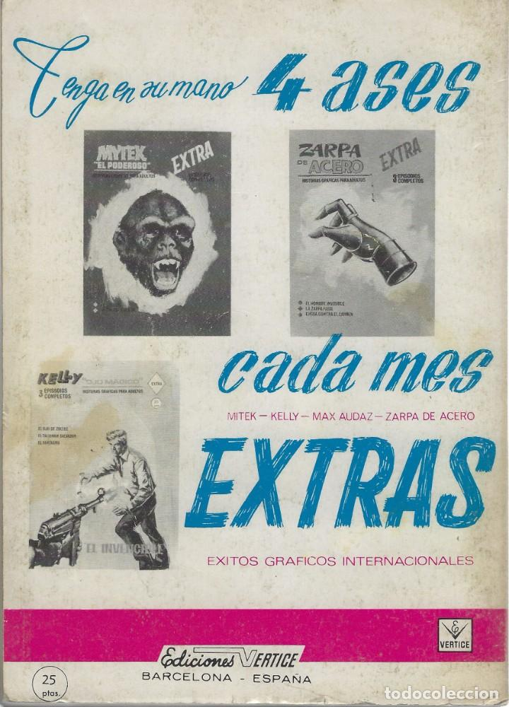 Cómics: MAX AUDAZ NUMERO 1 . FORMATO TACO EXTRA. VERTICE - Foto 2 - 252603735