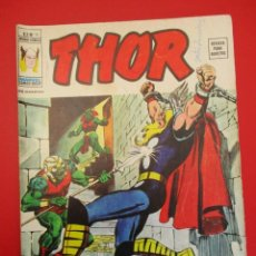 Cómics: THOR (1974, VERTICE) 10 · VII-1975 · DESASTRE. Lote 252881375