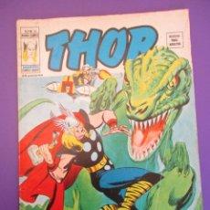 Cómics: THOR (1974, VERTICE) 25 · X-1976 · TORBELLINO EN EL RIO DEL TIEMPO. Lote 252894695