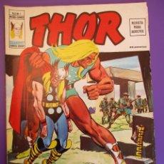 Cómics: THOR (1974, VERTICE) 8 · IV-1975 · GUERREROS EN LA NOCHE. Lote 252894990