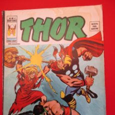 Cómics: THOR (1974, VERTICE) 21 · VI-1976 · EL QUE ACECHA PASADO EL LABERINTO. Lote 252895500