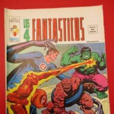 Cómics: 4 FANTASTICOS, LOS (1974, VERTICE) -V.2- 20 · IV-1976 · DOS TITANES. Lote 252939725