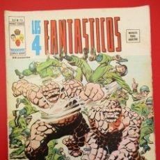 Cómics: 4 FANTASTICOS, LOS (1974, VERTICE) -V.2- 16 · XII-1975 · COSAS QUE HAN DE VENIR. Lote 252941940